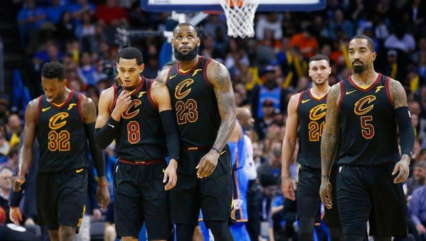 Cleveland Basketball Team >> Cleveland Offense Looks Great Again About The Game Of
