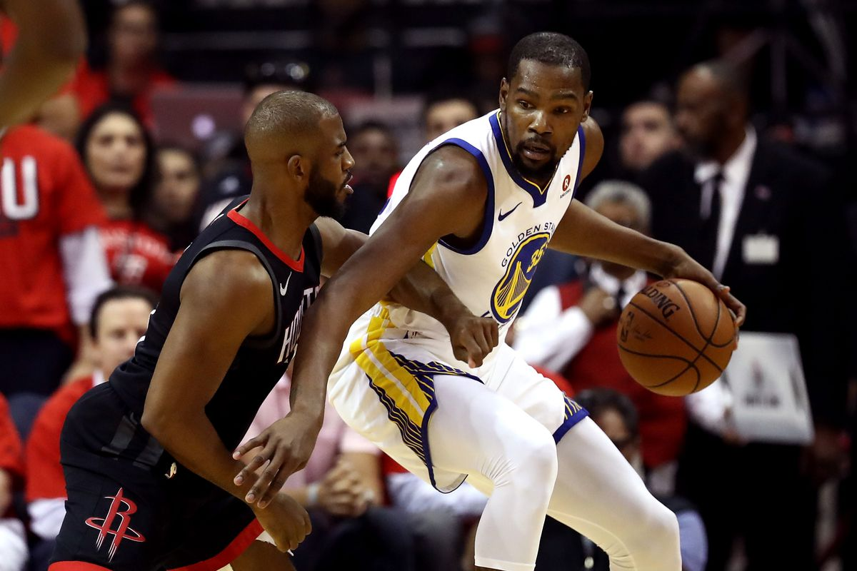 WHY ROCKETS WON OR WHY WARRIORS LOST? REVIEW OF WESTERN CONFERENCE FINALS GAME 5
