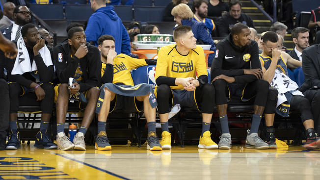 ANOTHER BLOWOUT LOSS @ ORACLE RAISES QUESTIONS… ARE THE WARRIORS STILL THE BEST TEAM IN NBA?
