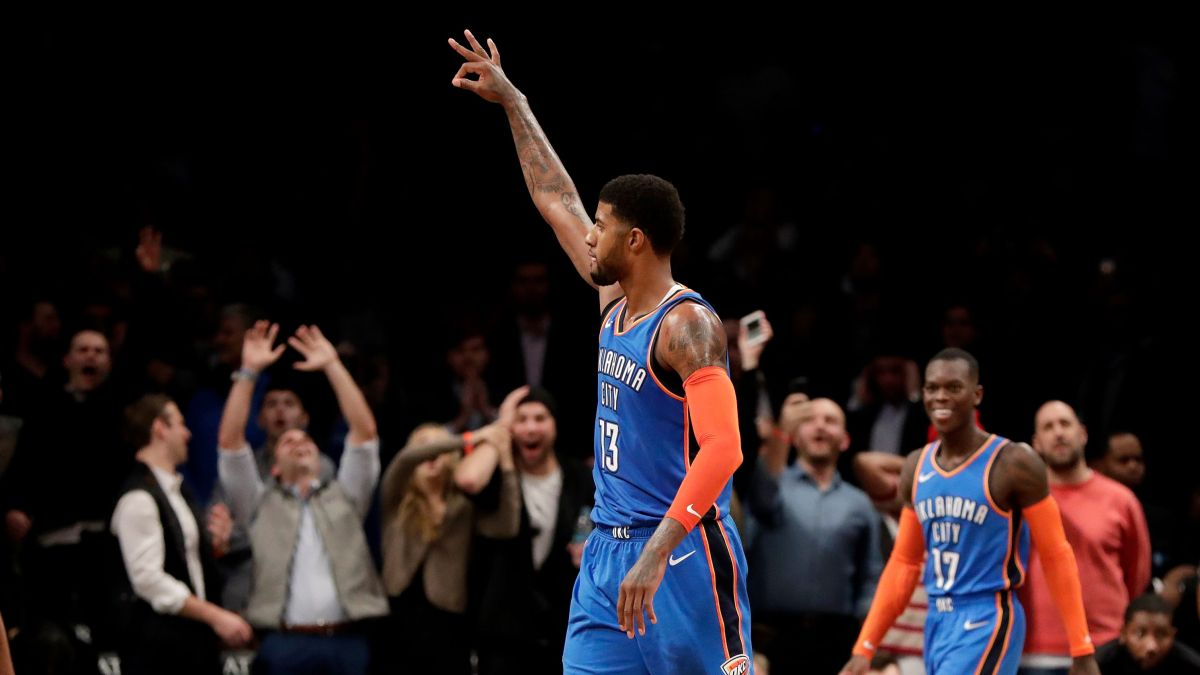 UNBELIEVABLE 4TH QUARTER FOR PG13 LEADS TO ONE OF THE LARGEST COMEBACKS IN OKC HISTORY. DONOVAN'S GAME-WINNING SOB PLAY (Details explained).