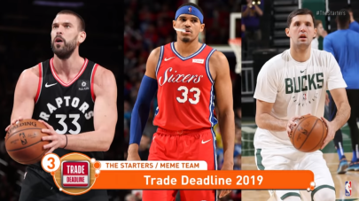Trade deadline 76ers