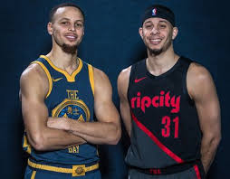GOLDEN STATE SWEEP PORTLAND. AGGRESSIVE PICK-AND-ROLL DEFENSE vs. LILLARD & McCOLLUM WORKS PERFECT!