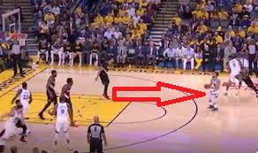 Poor defensive performance vs Curry