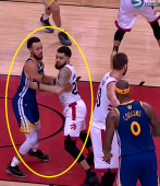 Curry van vleet defense